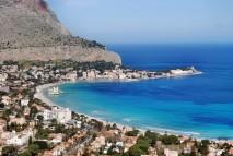 Palermo-I colori del mare di Mondello