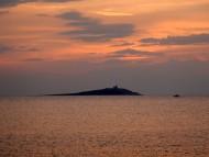 Tramonto su Isola delle Femmine