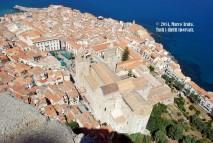 Panoramica di Cefalù dalla Rocca