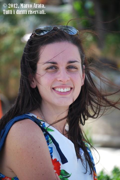 Modella: Marta. Data di scatto: 29/09/2012.