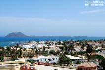 Corralejo (Fuerteventura) – Cartolina dall'alto